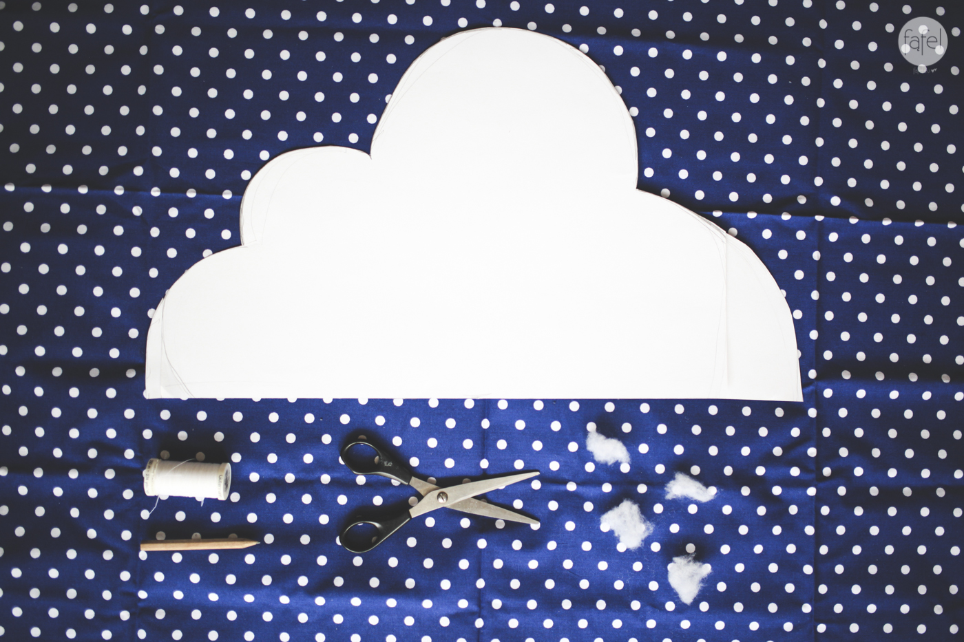 diy cloud pillow tutorial