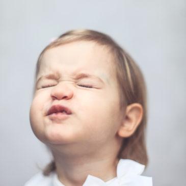 Hania wysyła buziaki | sesja konkursowa instafąfel | sesja dziecięca warszawa