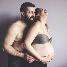 Daria + Krzyś + (Antoś) | sesja ciążowa