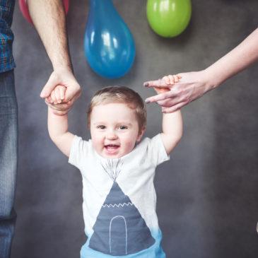 Franek | pierwszy rok:) | sesja dziecięca