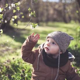 #7 mój fąfel | szukamy wiosny