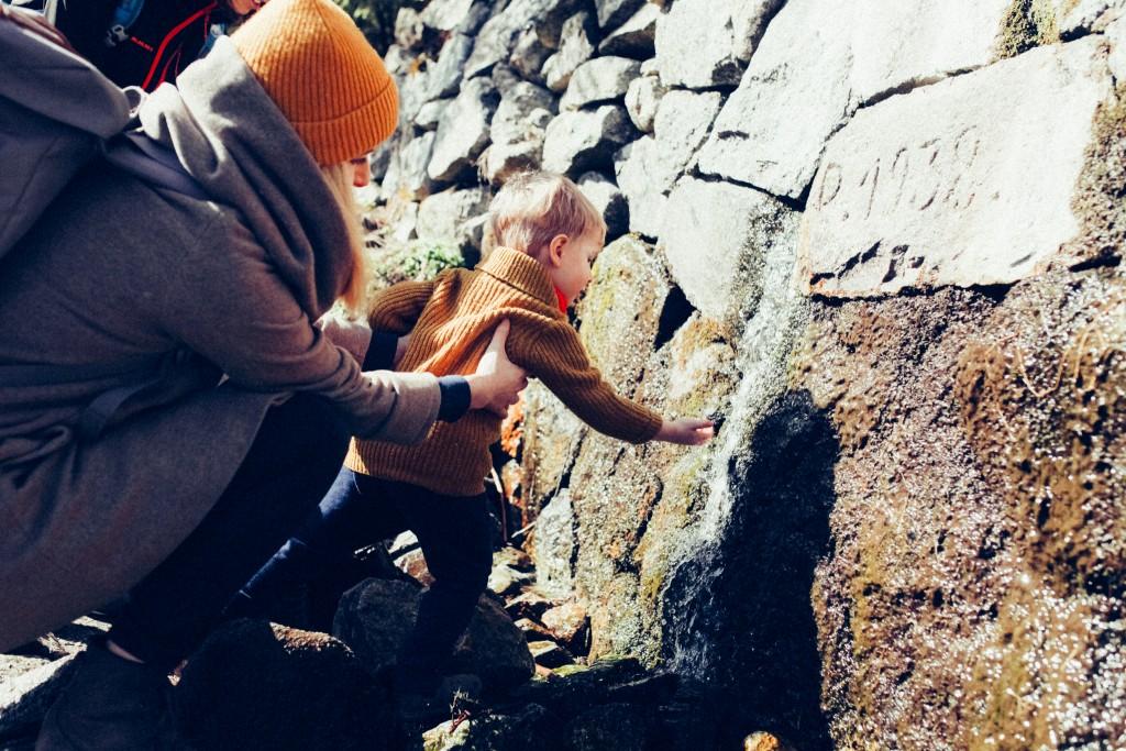 zakopane z dziećmi, fąfel, fotografia rodzinna