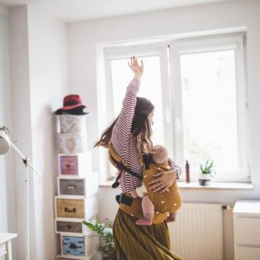 Kasia Mąka | Tulenie Idy | Ładnebebe