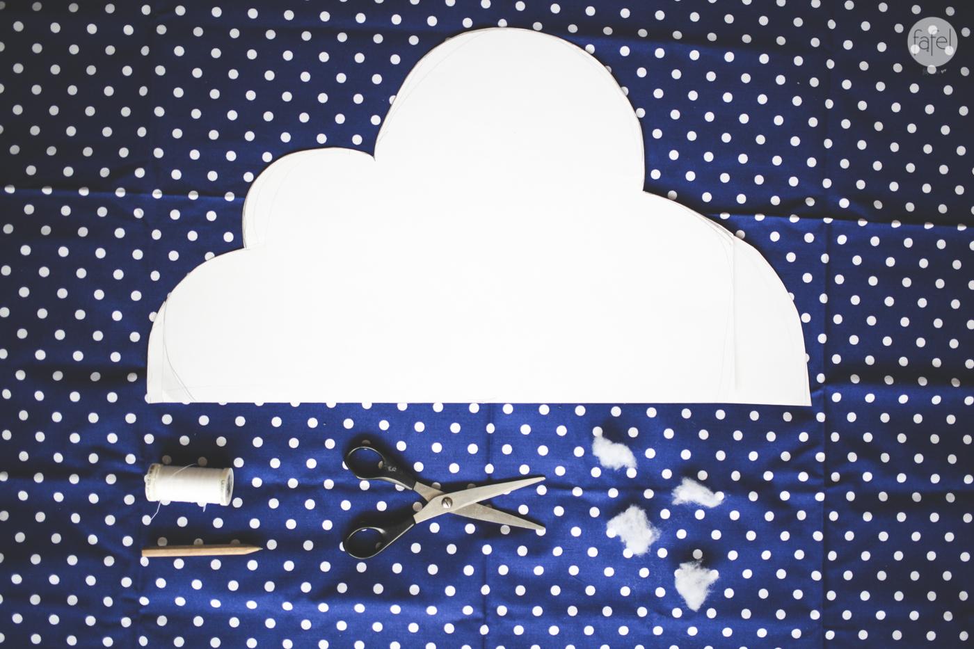 diy cloud pillow tutorial